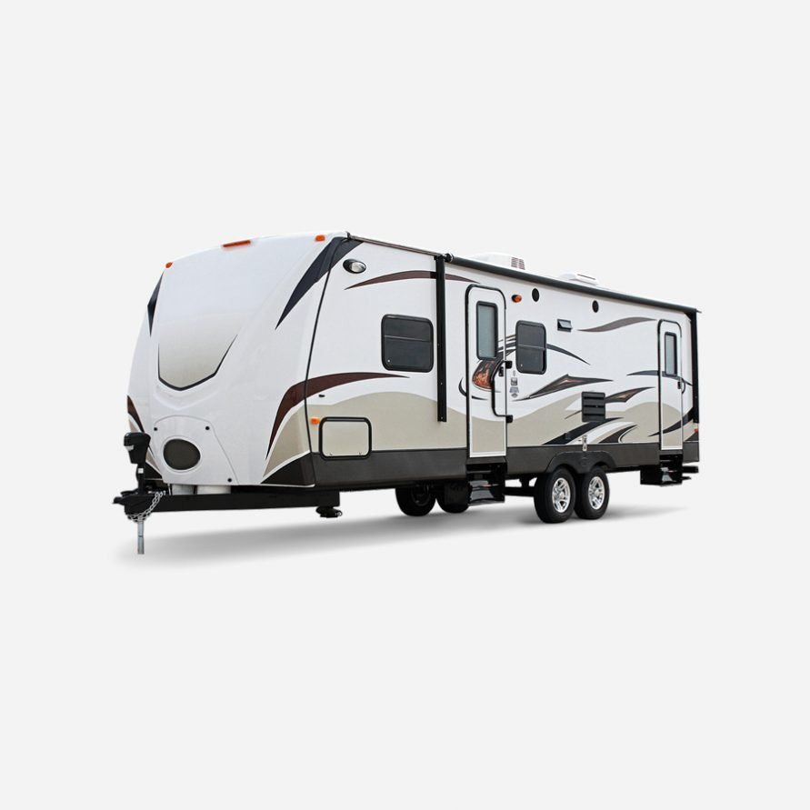 Back-In RV Sites allow for large campers